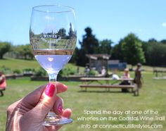 The Coastal Wine Trail of Southeastern New England #daytrips day trips #win