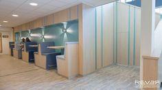 Voor het Alrijne Ziekenhuis in Leiden hebben wij een nieuw bedrijfsrestaurant ontworpen en gerealiseerd. Een ingrijpende metamorfose! Bekijk hier de foto's.