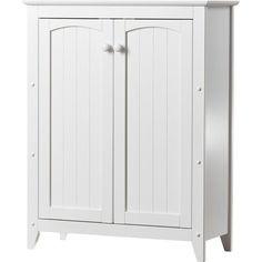 Allie 2 Door Accent Cabinet