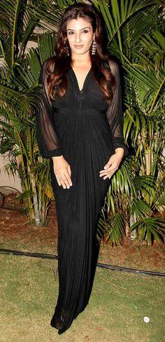 Raveena Tandon #Bollywood #Fashion