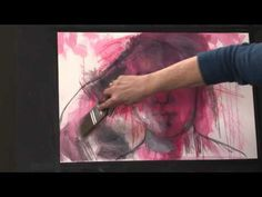 Ignite your passion for portrait painting with art techniques from Debora Stewart & http://ArtistsNetwork.tv