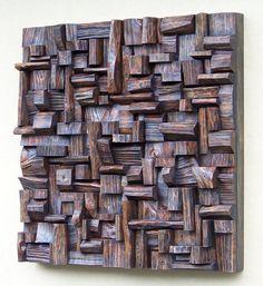 acoustic panel, sound diffuser, wooden art, acoustic treatment