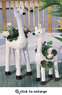 Small Giraffe Planter  (UPS $35)