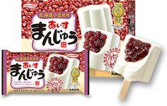 あいすまんじゅう   丸永製菓