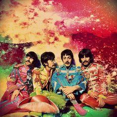 "Sergeant Pepper '67 ~ :+>> ""Summer of Love"" ~ a media construct? :+>>  /  /  /  /"