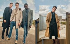 River Island Fall 2019 Men's Outerwear John Todd, Borg Jacket, Forever 21 Fashion, The Fashionisto, Nike Pro Women, Mens Style Guide, Latest Mens Fashion, Models Off Duty, Shearling Jacket