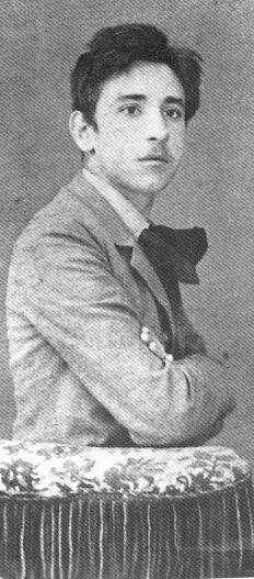 Pirandello at 17. © http://pirandelloonline.altervista.org