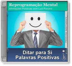 PROMOÇÃO ESPECIAL PARA VOCÊ Reprogramação Mental - MP3 Download  Use o poder da sua mente, faça e pratique a reprogramação mental no seu dia a dia através desses poderosos áudios de afirmações Positivas   Confira nossos mais 200 Temas de Reprogramação Mental com Preços Promocionais Acesse Nossa Loja: http://luciporcino.com.br/