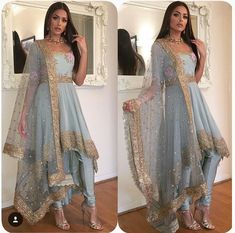 37 ideas for indian bridal wear lehenga bollywood Indian Wedding Fashion, Indian Wedding Outfits, Pakistani Outfits, Indian Bridal, Indian Engagement Outfit, Asian Wedding Dress Pakistani, Party Wear Indian Dresses, Indian Weddings, Indian Outfits Modern