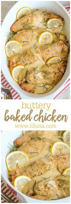 Delicious Buttery Ba