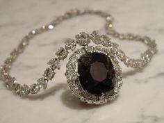 Черный Орлов – алмазное Око Брахмы - Драгоценные камни мира