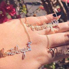 Colar profissões Scrap, Jewelry, Velvet, Chains, Silver, Necklaces, Jewlery, Jewerly, Schmuck