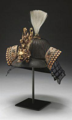 A SUJI-BACHI KABUTO (HELMET) - EDO PERIOD (18TH-19TH CENTURY) | Christie's