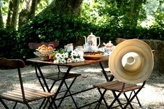 Country Style Outdoor Furniture Side Garden Decor Living