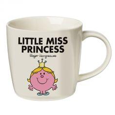 Mug little miss Princess - Wild and wolf