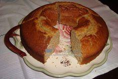 Μια εύκολη σε εκτέλεση συνταγή για νόστιμο κέικ ολικής αλέσεως. Bagel, Bread, Desserts, Food, Meal, Deserts, Essen, Hoods, Dessert