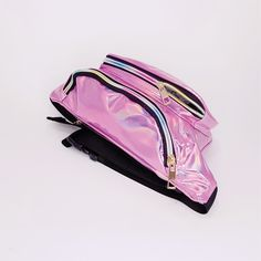 Buy Holographic Pink Fanny Pack, Pink Fanny Pack, Pink Clear Fanny Pack at Starlight Same Day Store Pick-Up · Free Shipping $69. Low price - High Quality! Cute Fanny Pack, Animal Nail Designs, Cute Crossbody Bags, Cute Bags, Buy Shoes, Holographic, Gym Bag, Packing, Purses