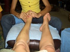Where you can learn the traditional thai massage. :)
