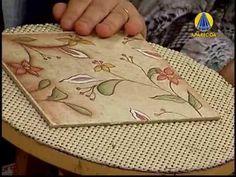 Sabor de Vida Artesanatos | Pintura em Madeira por Cristiane Bicudo - 14...