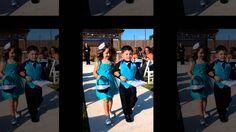 Taylor & Eason's Wedding Ceremony La Brisa Mexican Grill houston wedding...