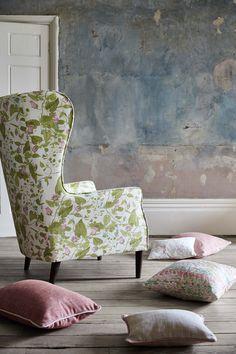 Tecidos BlendWorth, colecção Mystical. À venda na Nova Decorativa! #decoração #tecidos #homedecor #fabrics #BlendWorth