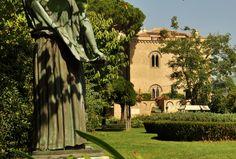 Spectacular Villa Cimbrone gardens, Ravello by Deanna Masterson