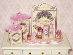 perfumery display