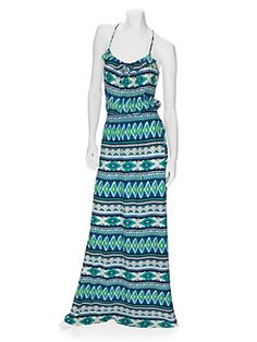Parker Silk Printed Maxi Dress  The Ultimate Beach Vacation
