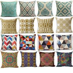 Now Available #fashion #shopping: Paisley Pillow Ca... Check it out here! http://giftery-shop.com/products/paisley-pillow-case-bohemian-geometric-pillowcase-cotton-linen-ethnic-pillow-cover-bedroom-18x18-inches-throw-pillows?utm_campaign=social_autopilot&utm_source=pin&utm_medium=pin