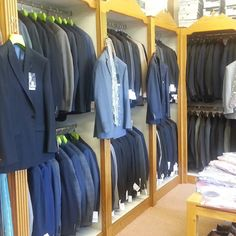 Suits for all ages # mensfashion Ireland, Menswear, Mens Fashion, Suits, Instagram Posts, Shopping, Home Decor, Style, Male Clothing