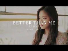 소정(레이디스 코드)(SoJung of LADIES' CODE) - 우린 왜 이별 하는 걸까?(Better than Me) Off...