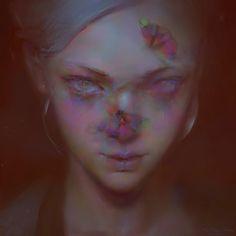 Kahleelia, Yanjun Cheng on ArtStation at https://www.artstation.com/artwork/ZBJKw