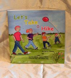 Let's Take A Hike by Myrna Johnson $13.45