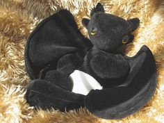 Baby Night Rider Patterns - via @Craftsy  Look!! It's baby toothless!!!
