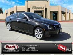 You have to see this one! New 2014 For Sale Garland Tx, Cadillac Ats, Driving Test, Cars For Sale, Dallas, Bmw, Vehicles, Cars For Sell, Car