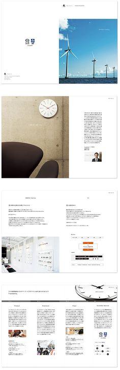 デザイン制作実績004/パンフレットデザイン.com