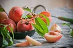 Dr. Daniel Amen's Best Brain Healthy Foods: Peaches #DanielPlan