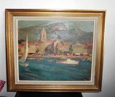 Jeph Lambert -1898 - Sanary-sur-mer