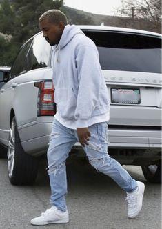 Kanye West Style, Kanye West Outfits, Kanye West Clothing, Kanye West Fashion, Yeezy Fashion, Mens Fashion, Rapper Outfits, Smart Casual Menswear, Shopping