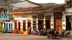 Center of Jardín, Antioquia