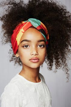 Yemzi Afro's / Babiekins Magazine // Young Americans Portrait Inspiration, Hair Inspiration, Pretty People, Beautiful People, Beautiful Models, Beautiful Children, Curly Hair Styles, Natural Hair Styles, Natural Beauty