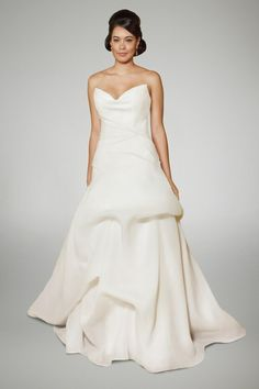 10018 Fall 2017 Matthew Christopher Wedding gown. Bridals by Lori Atlanta Matthew Christopher wedding
