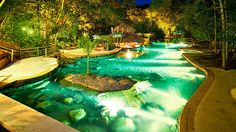 Hotel Resort Rio quente Goias Brasil
