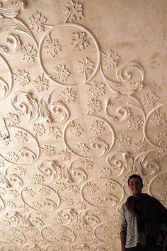 Tecto Principe Real (De Iva Viana Atelier de Escultura)