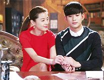 [Drama You Who Came From the Stars / My Love From Another Star ★ 별에서 온 그대 Healer Korean, Kdramas To Watch, Actors Funny, My Love From Another Star, Drama Fever, Love K, Pride And Prejudice, Music Tv, Korean Drama