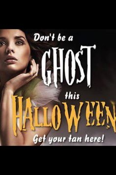 Are you going as Casper Tanning Salon Decor, Tanning Quotes, Outdoor Tanning, Mobile Spray Tanning, Best Tanning Lotion, How To Get Tan, Airbrush Tanning, Eye Protection, Compliments
