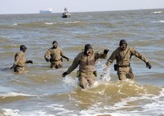 Open Ocean Swim Training