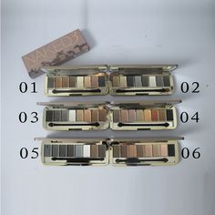 6 color urban decay naked 3 eyeshadow palette [makeup_sale_0312_001] : Cheap Mac Cosmetics Discount