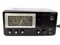 Vintage,electronics,short wave,radios,collectible,Hallicrafter,original,1950-up #Hallicrafters