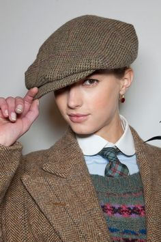 23 Best How to wear your tartan or tweed cap images  0bc1fb4322e9